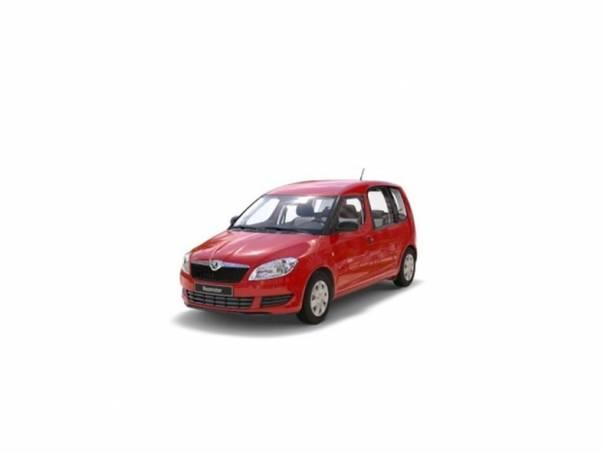 Škoda Roomster 1.4 Trumf Ambition, foto 1 Auto – moto , Automobily | spěcháto.cz - bazar, inzerce zdarma