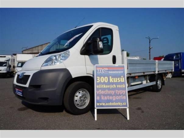 Peugeot Boxer 2.2hdi valník 4,2m klima 2012, foto 1 Užitkové a nákladní vozy, Do 7,5 t | spěcháto.cz - bazar, inzerce zdarma