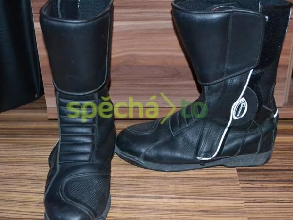bd19b0374b5b Dámské boty na motorku zn. SIGMA vel. 39