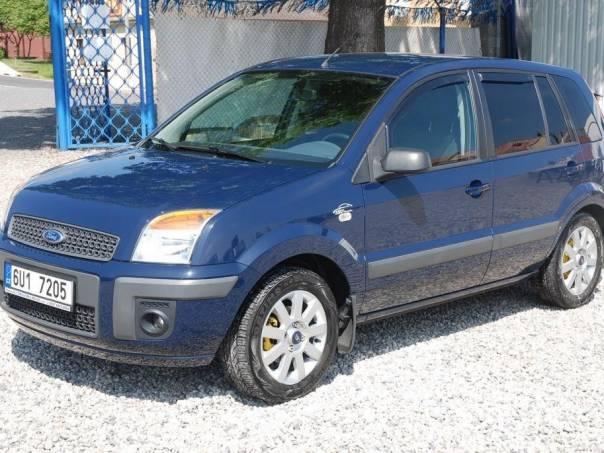 Ford Fusion 1.4i 59kW KLIMA, foto 1 Auto – moto , Automobily | spěcháto.cz - bazar, inzerce zdarma