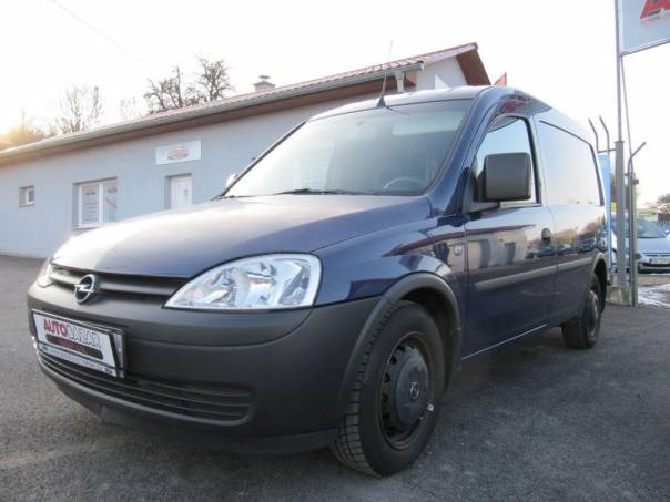 Opel Combo 1.4 16V C VAN, foto 1 Auto – moto , Automobily | spěcháto.cz - bazar, inzerce zdarma