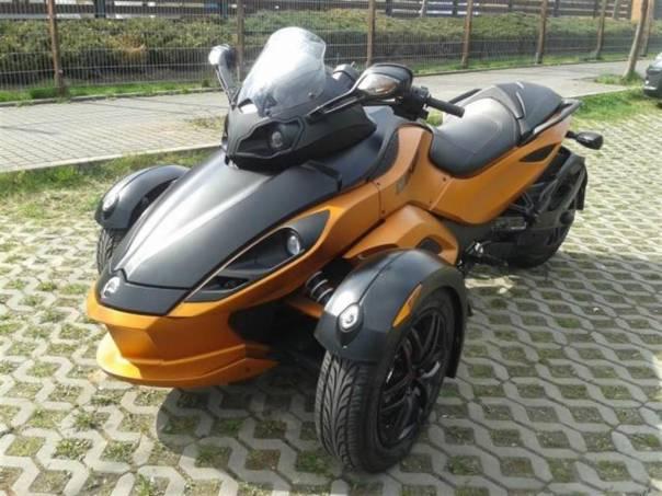 SPYDER RS-S, foto 1 Auto – moto , Motocykly a čtyřkolky | spěcháto.cz - bazar, inzerce zdarma