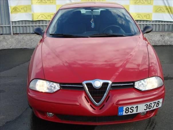 Alfa Romeo 156 1,6 TS!POCTIVÁ SERVIS KNIHA!, foto 1 Auto – moto , Automobily | spěcháto.cz - bazar, inzerce zdarma