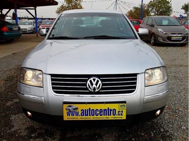 Volkswagen Passat 2.5TDI 4x4 MAT - SERVISKA -, foto 1 Auto – moto , Automobily | spěcháto.cz - bazar, inzerce zdarma