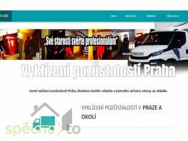 Vyklízení pozůstalostí Praha , Obchod a služby, Přeprava, stěhování  | spěcháto.cz - bazar, inzerce zdarma