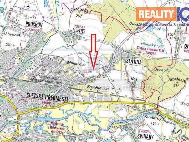 Prodej pozemku, Hradec Králové - Slatina, foto 1 Reality, Pozemky | spěcháto.cz - bazar, inzerce