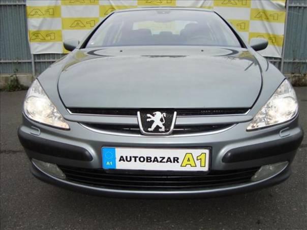 Peugeot 607 2,2 HDI!TOP!CZ!, foto 1 Auto – moto , Automobily | spěcháto.cz - bazar, inzerce zdarma