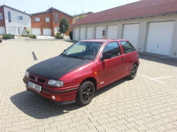 Seat Ibiza 1.4i alu kola najeto 155t km, foto 1 Auto – moto , Automobily | spěcháto.cz - bazar, inzerce zdarma