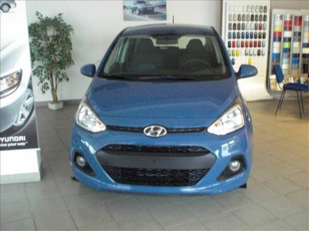 Hyundai i10 1,0i   FAMILY, foto 1 Auto – moto , Automobily | spěcháto.cz - bazar, inzerce zdarma