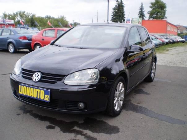 Volkswagen Golf 1.9 TDI UNITED, foto 1 Auto – moto , Automobily | spěcháto.cz - bazar, inzerce zdarma