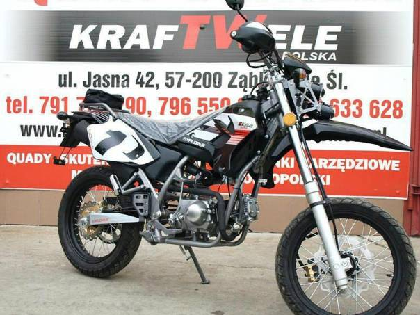 CROSS 50, foto 1 Auto – moto , Motocykly a čtyřkolky | spěcháto.cz - bazar, inzerce zdarma