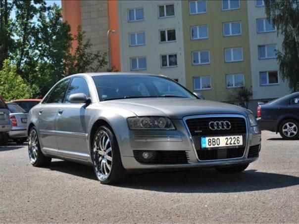 Audi A8 4,0 TDI QUATTRO TIPTRONIC SERVISKA  TIPTRONIC SERVISKA, foto 1 Auto – moto , Automobily | spěcháto.cz - bazar, inzerce zdarma