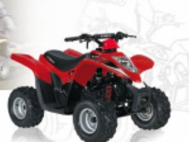Kymco Maxxer s homologací dětská, foto 1 Auto – moto , Motocykly a čtyřkolky | spěcháto.cz - bazar, inzerce zdarma