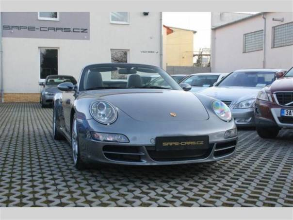 Porsche 911 Carrera 4S Cabrio, ZÁRUKA, foto 1 Auto – moto , Automobily | spěcháto.cz - bazar, inzerce zdarma