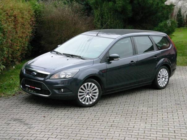 Ford Focus 1.6 Ti VCT  TITANIUM - CNG - 100%km, foto 1 Auto – moto , Automobily | spěcháto.cz - bazar, inzerce zdarma