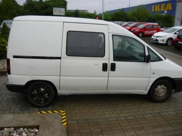 Peugeot Expert 2,0hdi SERVIS KLIMA NOVÁ STK, foto 1 Užitkové a nákladní vozy, Autobusy | spěcháto.cz - bazar, inzerce zdarma