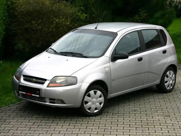 Chevrolet Kalos 1,2 i  LPG + klima + 100%km, foto 1 Auto – moto , Automobily | spěcháto.cz - bazar, inzerce zdarma