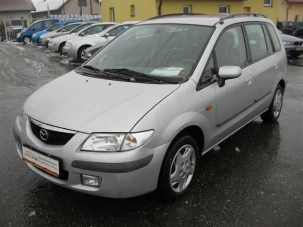 Mazda Premacy 1.8 i, foto 1 Auto – moto , Automobily | spěcháto.cz - bazar, inzerce zdarma