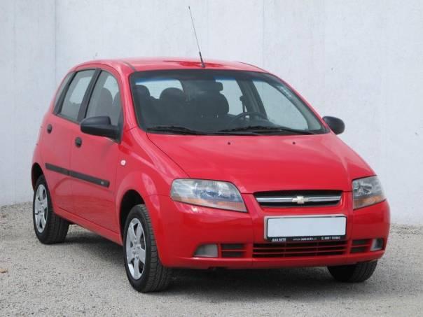 Chevrolet Aveo 1.2 i, foto 1 Auto – moto , Automobily | spěcháto.cz - bazar, inzerce zdarma