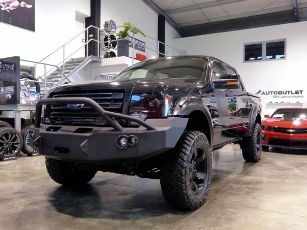 Ford F-150 FX4 3.5L ECOBOOST EXTREME Design, foto 1 Auto – moto , Automobily | spěcháto.cz - bazar, inzerce zdarma
