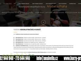 Nabídka kosmetických rekvalifikačních kurzů Praha , Obchod a služby, Kurzy a školení  | spěcháto.cz - bazar, inzerce zdarma