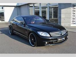 Mercedes-Benz Třída CL BRABUS SV12 ROCKET 730PS