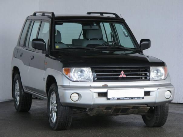 Mitsubishi Pajero Pinin 1.8, foto 1 Auto – moto , Automobily | spěcháto.cz - bazar, inzerce zdarma