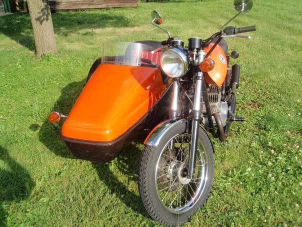 Jawa 640 sidecar, foto 1 Auto – moto , Motocykly a čtyřkolky | spěcháto.cz - bazar, inzerce zdarma