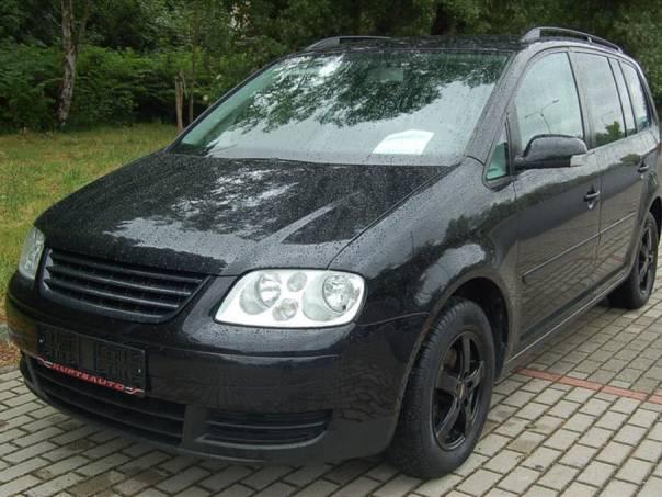 Volkswagen Touran 1.9 TDi - Kompletní Servisní hystorie, foto 1 Auto – moto , Automobily | spěcháto.cz - bazar, inzerce zdarma