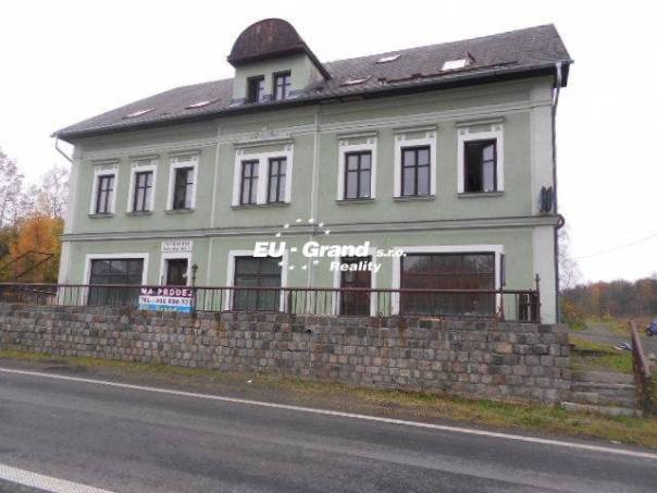 Prodej nebytového prostoru, Dolní Poustevna - Horní Poustevna, foto 1 Reality, Nebytový prostor | spěcháto.cz - bazar, inzerce