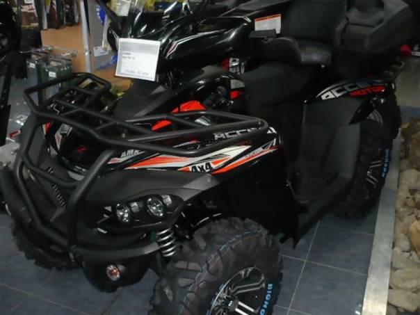 MAX 700 i FOREST LT, foto 1 Auto – moto , Motocykly a čtyřkolky | spěcháto.cz - bazar, inzerce zdarma