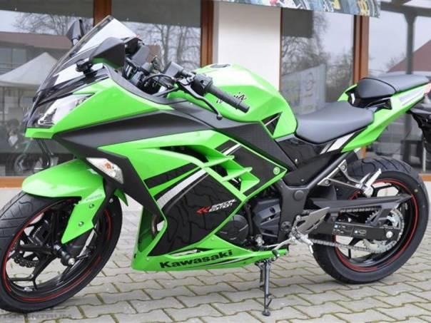 Kawasaki  Ninja 300 SE ABS 2014, foto 1 Auto – moto , Motocykly a čtyřkolky | spěcháto.cz - bazar, inzerce zdarma