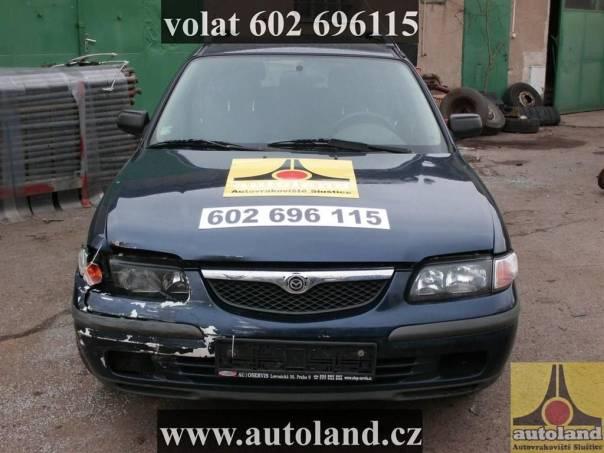 Mazda 626 1,8, foto 1 Náhradní díly a příslušenství, Ostatní | spěcháto.cz - bazar, inzerce zdarma