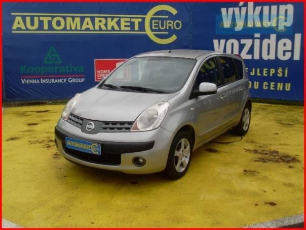 Nissan Note 1.5 dCi Visia, foto 1 Auto – moto , Automobily | spěcháto.cz - bazar, inzerce zdarma