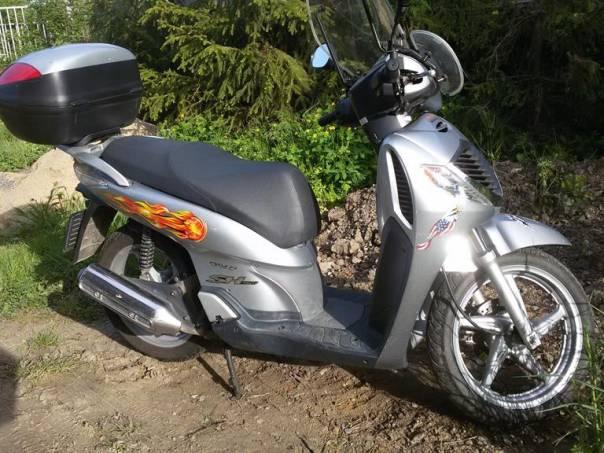 Honda @150 SH150, foto 1 Auto – moto , Motocykly a čtyřkolky | spěcháto.cz - bazar, inzerce zdarma