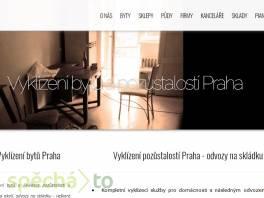 Vyklízení bytů a pozůstalostí Praha , Obchod a služby, Úklid a údržba  | spěcháto.cz - bazar, inzerce zdarma