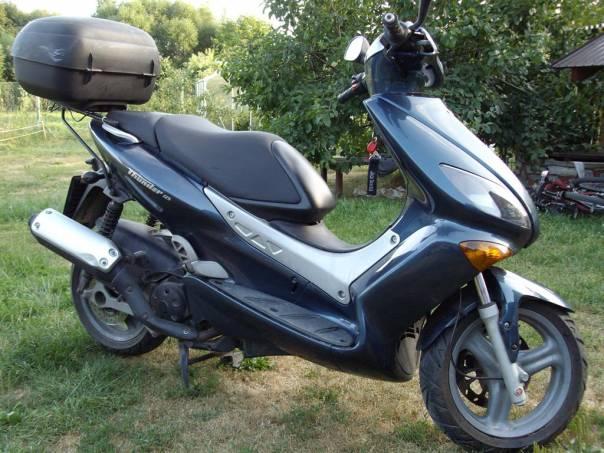 MBK  Thunder XQ 125, foto 1 Auto – moto , Motocykly a čtyřkolky | spěcháto.cz - bazar, inzerce zdarma