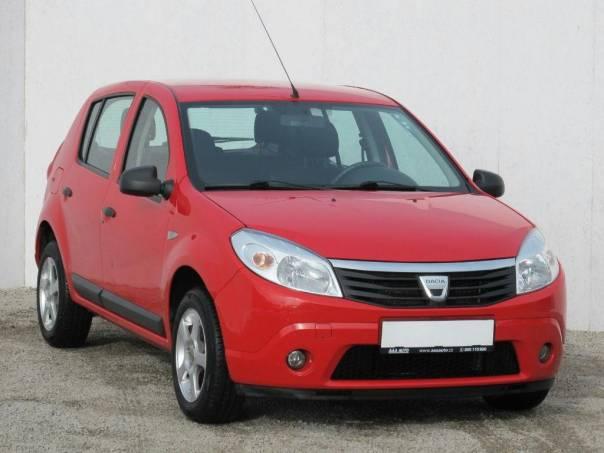 Dacia Sandero 1.4, foto 1 Auto – moto , Automobily | spěcháto.cz - bazar, inzerce zdarma