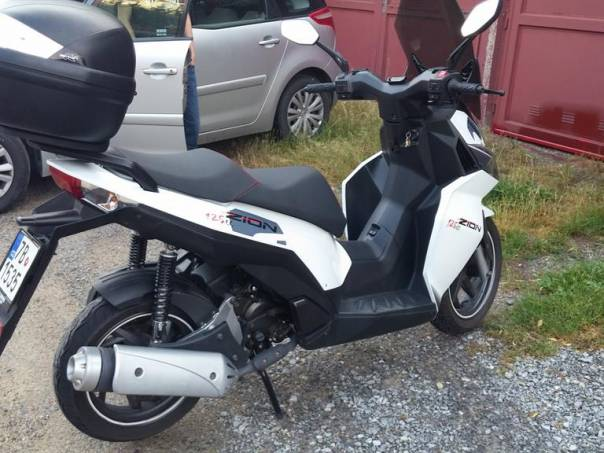 Generic Zion , foto 1 Auto – moto , Motocykly a čtyřkolky   spěcháto.cz - bazar, inzerce zdarma