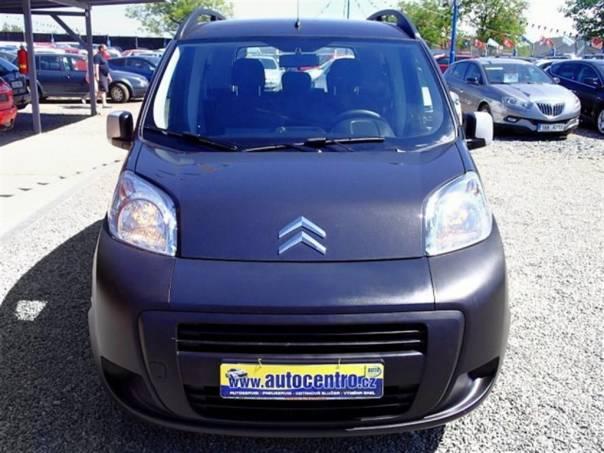 Citroën Nemo 1.3JTD - NOVÉ ALU A PNEU, foto 1 Auto – moto , Automobily | spěcháto.cz - bazar, inzerce zdarma