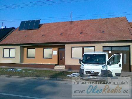 Pronájem domu 4+1, Sokolnice, foto 1 Reality, Domy k pronájmu | spěcháto.cz - bazar, inzerce