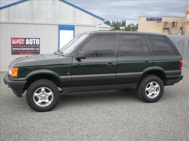 Rover  2.5 DSE  Range Rover, foto 1 Auto – moto , Automobily | spěcháto.cz - bazar, inzerce zdarma