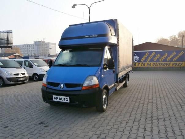 Renault Master VALNÍK PLACHTA SPANÍ  KLIMA  2.5DCI, foto 1 Užitkové a nákladní vozy, Do 7,5 t | spěcháto.cz - bazar, inzerce zdarma