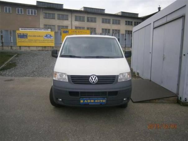 Volkswagen Transporter 2.5TDI 96kW, KLIMATIZACE, foto 1 Užitkové a nákladní vozy, Do 7,5 t | spěcháto.cz - bazar, inzerce zdarma
