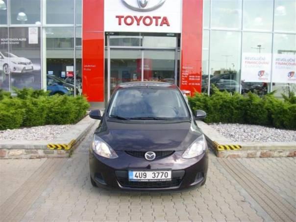 Mazda 2 1,3 1MAJ SER KN CZ KLIMA, foto 1 Auto – moto , Automobily   spěcháto.cz - bazar, inzerce zdarma