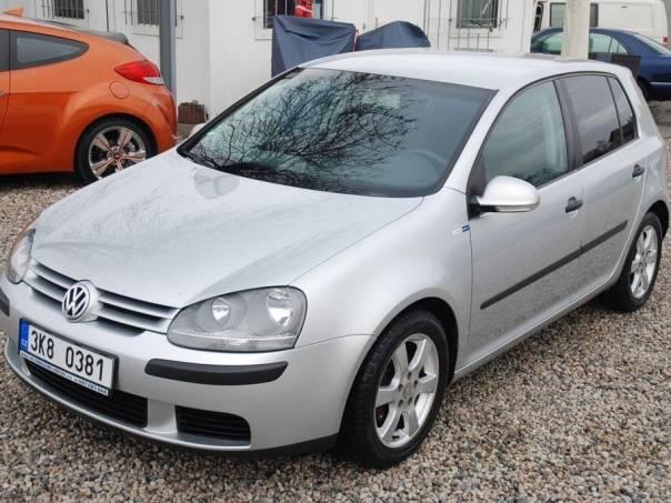 Volkswagen Golf V 1.9TDi 77kW Trend, foto 1 Auto – moto , Automobily | spěcháto.cz - bazar, inzerce zdarma