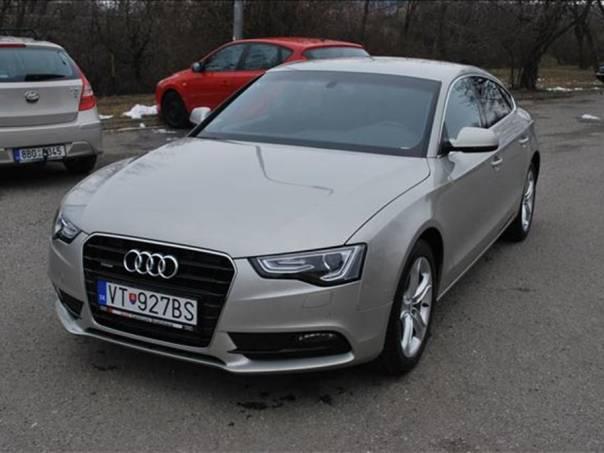 Audi A5 2,0   TDI ,SPORTBACK,QUATTRO, foto 1 Auto – moto , Automobily | spěcháto.cz - bazar, inzerce zdarma