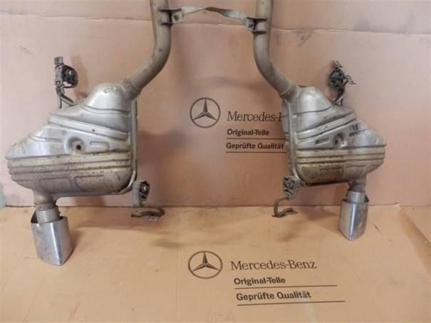 Mercedes-Benz Třída ML Výfuk na ML, foto 1 Náhradní díly a příslušenství, Osobní vozy | spěcháto.cz - bazar, inzerce zdarma