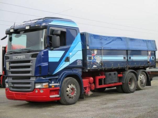 Scania  R480 S1 6x2, foto 1 Užitkové a nákladní vozy, Nad 7,5 t | spěcháto.cz - bazar, inzerce zdarma