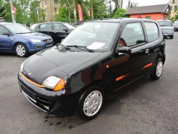 Fiat Seicento 1.1i, foto 1 Auto – moto , Automobily | spěcháto.cz - bazar, inzerce zdarma